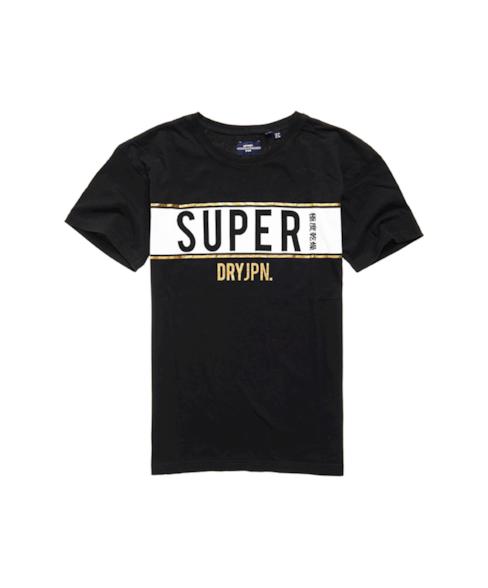 W1010235A | T-shirt met inzetstukken