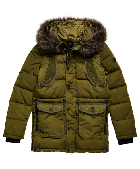 M5010346A | Chinook parka
