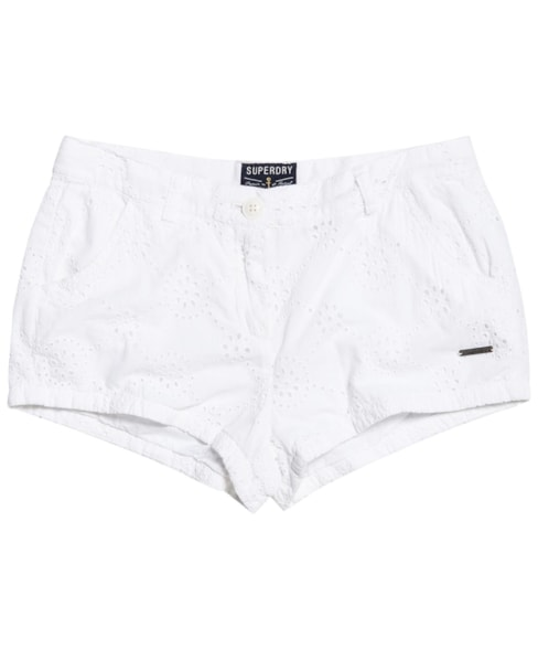 G71000NQ | Superdry Broderie Chino Shorts