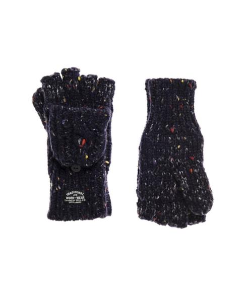 W9310005A   Gracie handschoenen met kabelpatroon