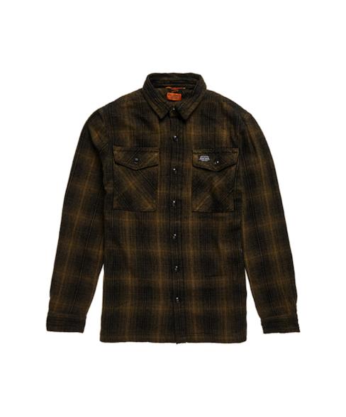 M4010060A | Miller flanellen overhemd