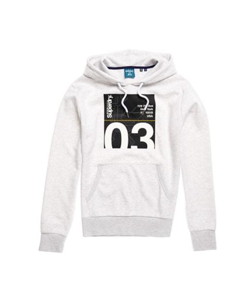 M2010413B | Transit hoodie met Core-logo