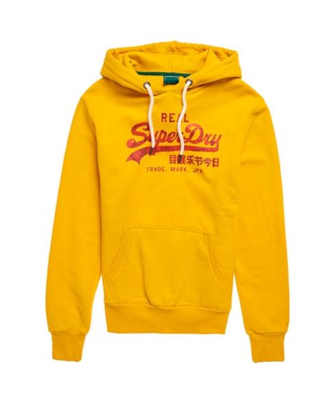 M2010623A   Vintage Logo Rising Sun hoodie