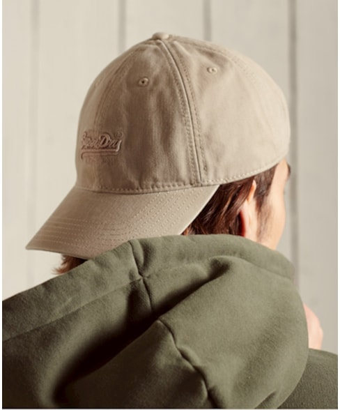 M9010006A | Superdry Orange Label Cap