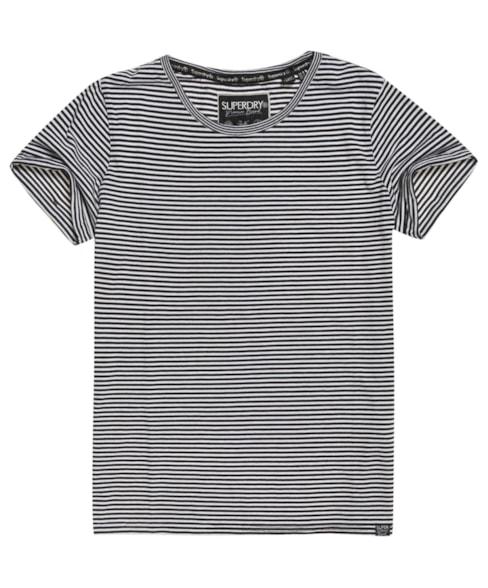 G60162YT | Superdry Premium Modal Crew Neck T-Shirt