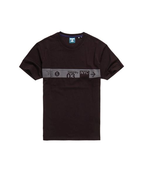 M1010343A | Transit T-shirt met Core-logo