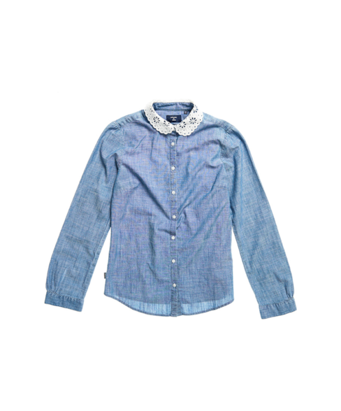 W4010051A | Kanten Penny blouse