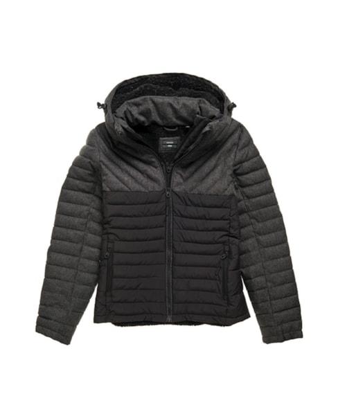 M5010338A | Fuji jas van tweedmix
