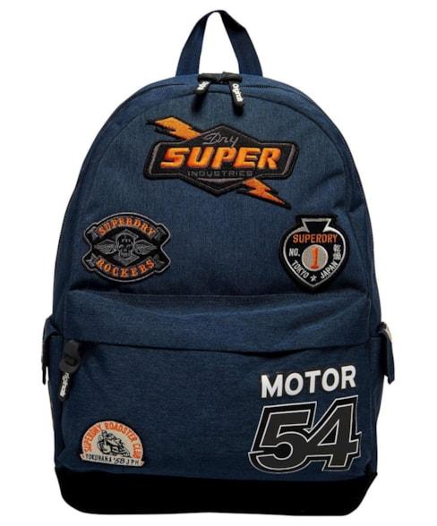 M91011NQ | Superdry Moto Montana Rucksack
