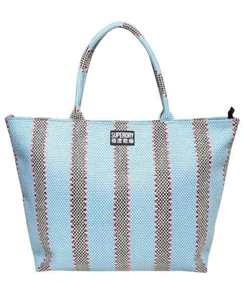 G91900JT | Superdry Amaya Weave Tote Bag