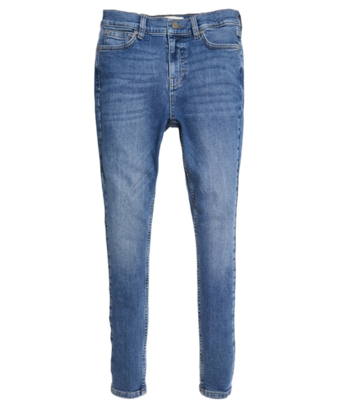 W7010076A | Superdry Mid Rise Skinny Jeans