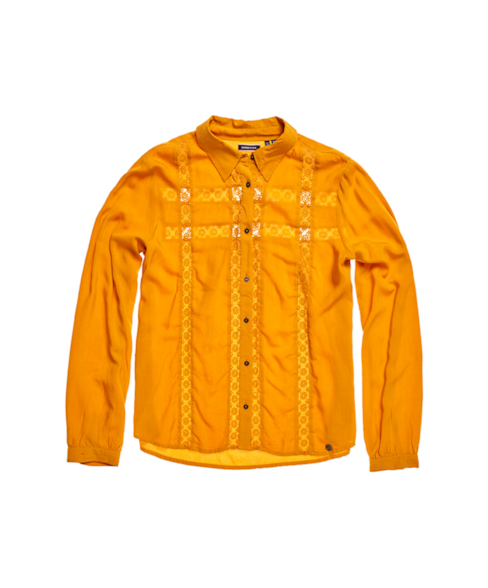 W4010081A | Kanten Amelie overhemd