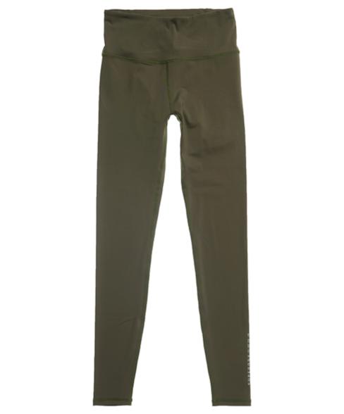 WS310420A | Training legging met klein logo