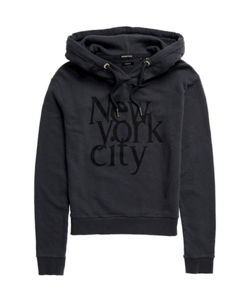 W2010371A | Korte NYC Times hoodie