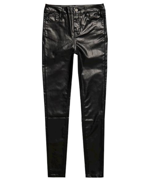 W7010214A | Skinny jeans met hoge taille