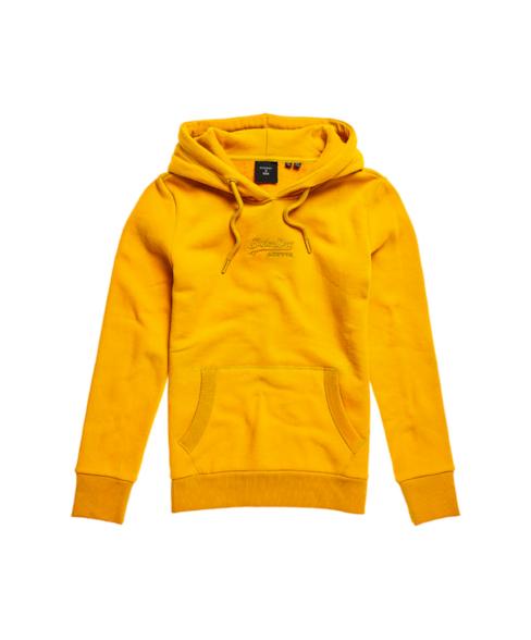 W2010346A | Geborduurde Vintage Logo Tonal hoodie